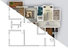 Service Floor Plan Hybrid